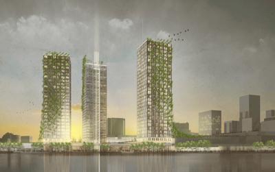 grattacieli green di SOWA