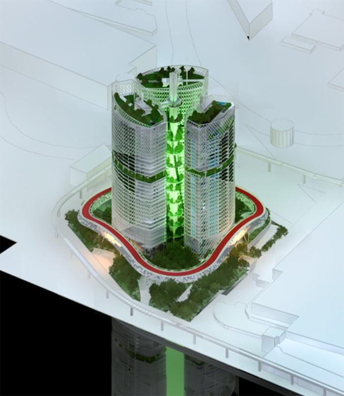 ATLASMART si aggiudica la GOLD Mention Tata Steel per il Detroit Waterfront District contest - Manni Group 4