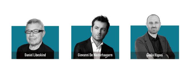 Daniel Libeskind Pininfarina Bjarke Ingels Group