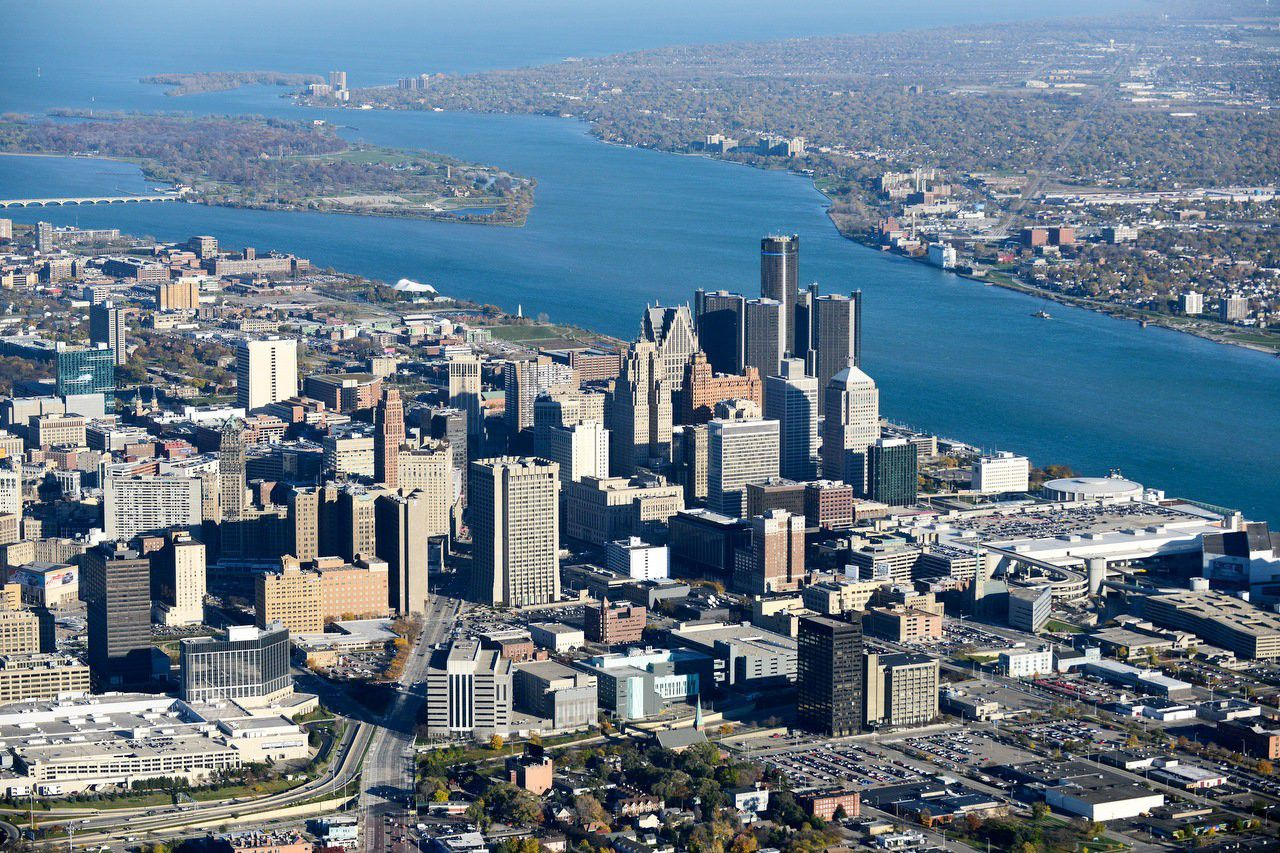 A new skyline for the Detroit Waterfront District: the American metropolis at the heart of the Manni Group Design Award