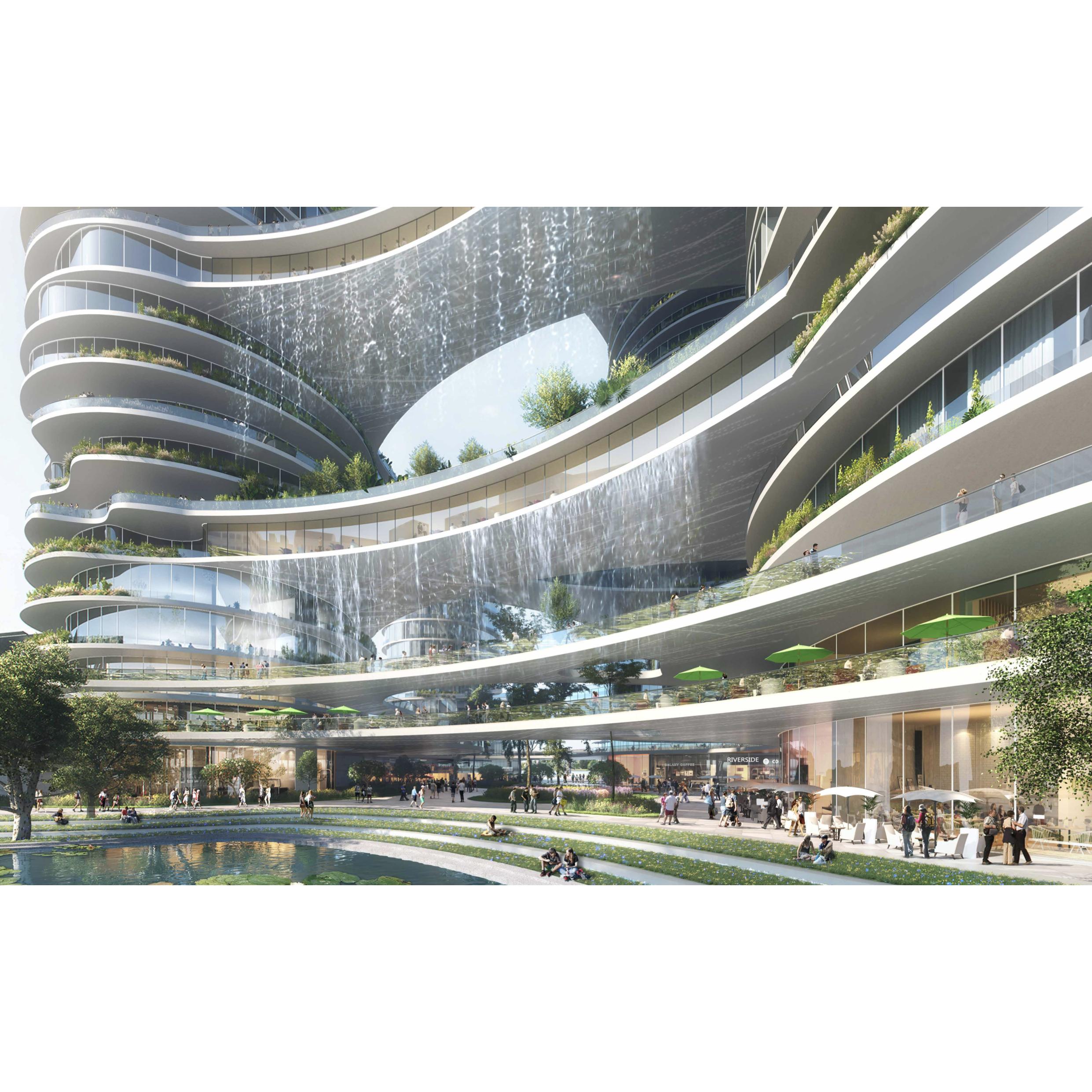 ELEV8 vince la menzione Flat Roof Solutions del Detroit Waterfront District contest