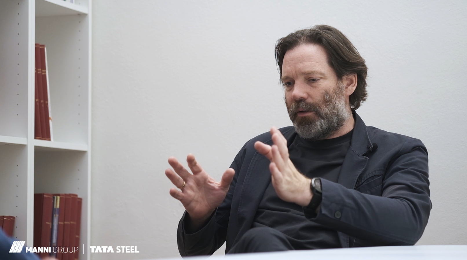 Architectural Talks | Manni Group incontra Patrick Luth di Snohetta
