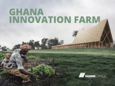 Ghana Innovation Farm: la terza edizione del Manni Group Design Award guarda allo sviluppo della Catena del Freddo in Africa