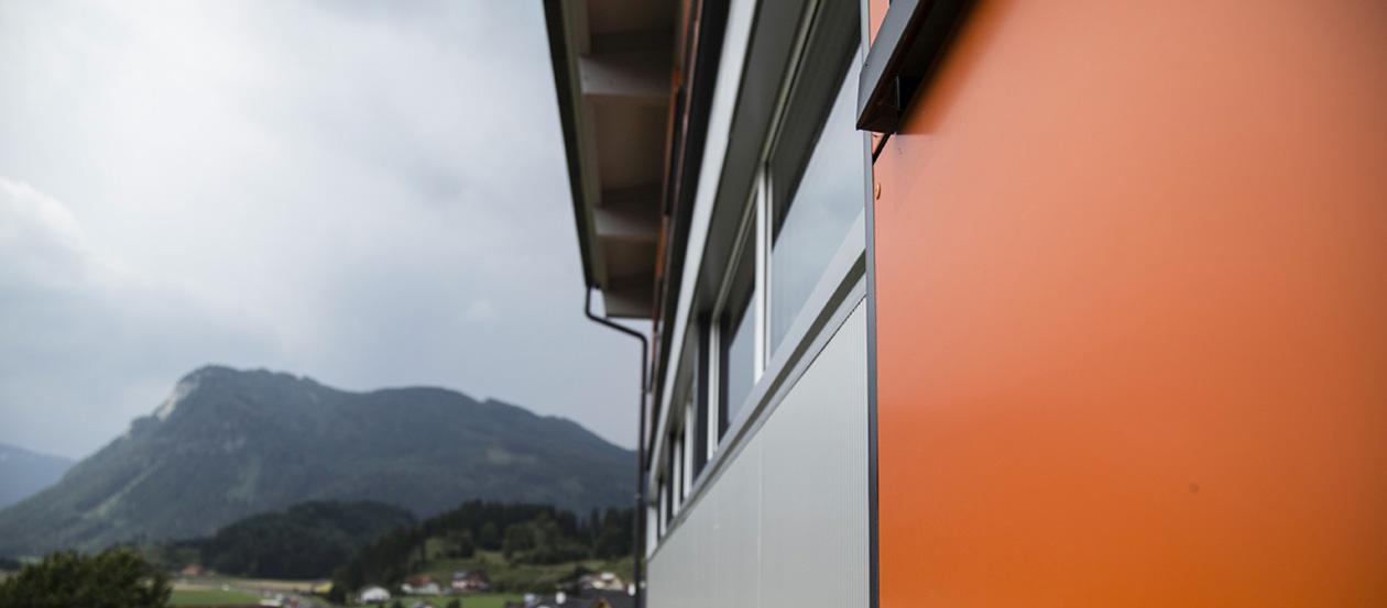 Dale color a tu edificio