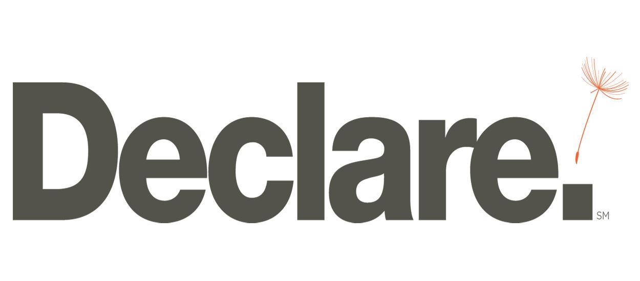 La etiqueta declare, el estándar de construcción ecológica