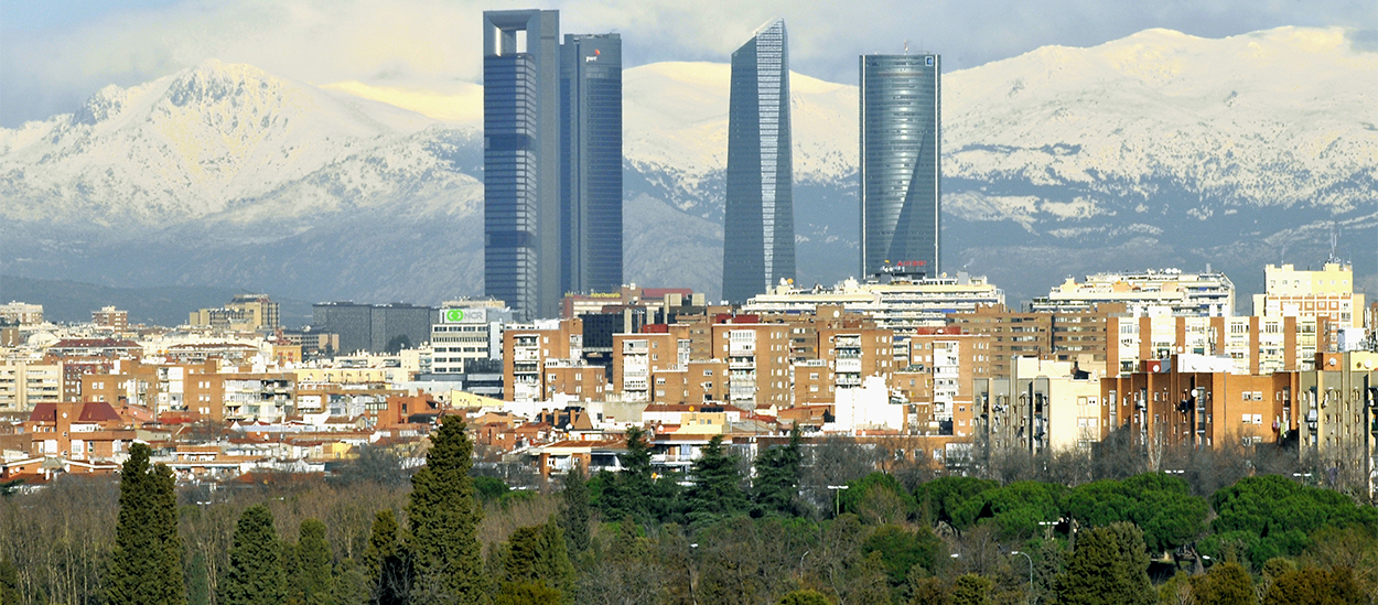 Los microclimas urbanos